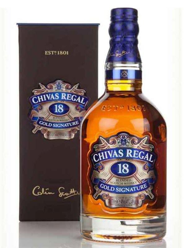 Chivas 18yo 1000ml