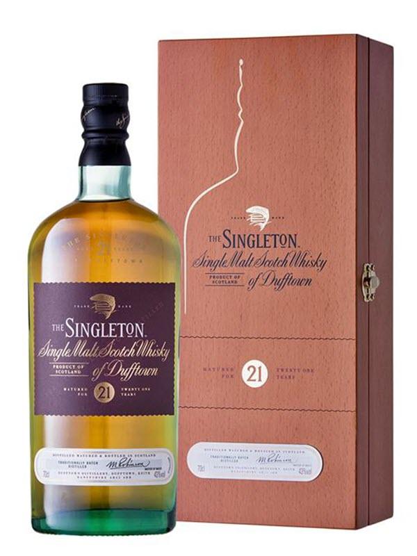 Singleton Dufftown 21yo