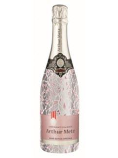Arthur Metz Cremant D'Alsace Edition Speciale Rose