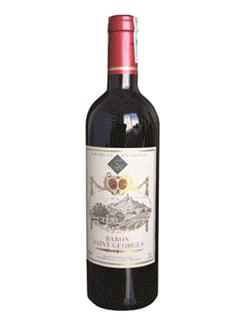 Baron Saint Geoges Vino Tinto Seco