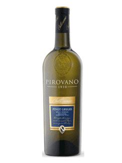 Pirovano 1910 Pinot Grigio Delle Venezie
