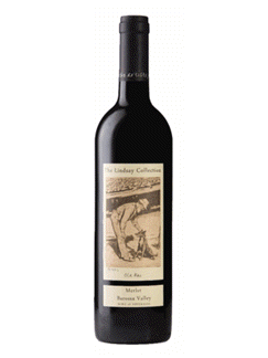 The Lindsay Collection - Old Mac Merlot