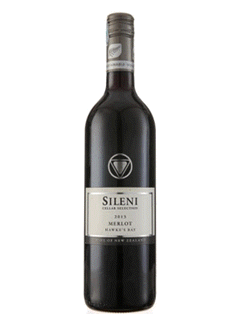 Sileni Cellar Selection Hawke's Bay Merlot