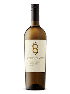 Six Eight Nine Napa Valley White Wine